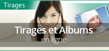 Tirages photo en ligne